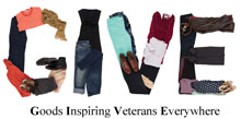 GIVE--Goods Inspiring Veterans Everywhere